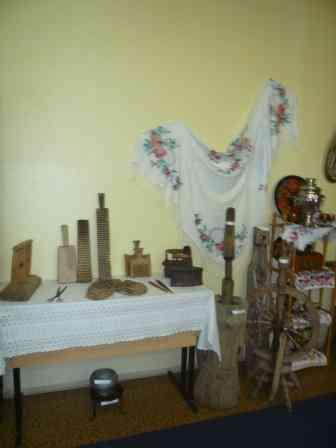 Русские самовары и предметы старины