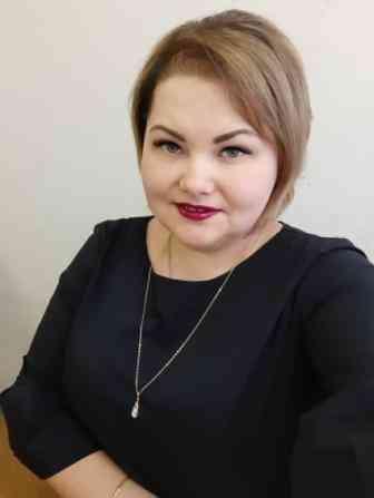 Васильева Юлия Олеговна